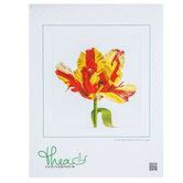 Parrot Tulip Counted Cross Stitch Kit